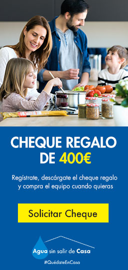 Cheque regalo de 400€